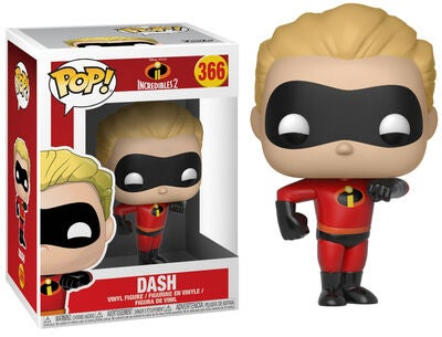 POP! Disney The Incredibles 2 Keräilyhahmo Dash