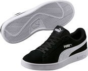 Puma Smash V2 SD Jr Kengät, Black/White