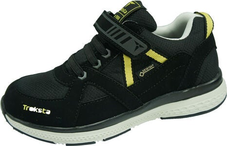 Treksta Trail Low Jr GTX Kengät, Black