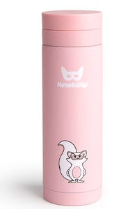 Herobility Insulated Bottle 300 ml, Vaaleanpunainen