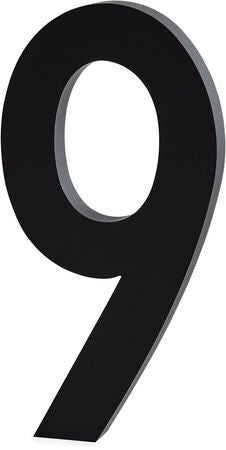 Design Letters Architect Numbers 100mm 9
