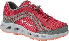 Columbia Children's Drainmaker IV Lenkkarit, Bright Rose/Hot Coral