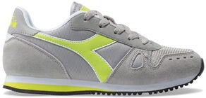 Diadora Simple Run GS Tennarit, Grey Ash Dust