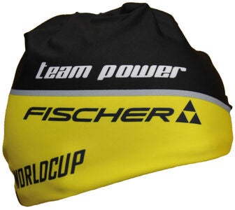 Fischer Beanie Pipo, Black/Yellow