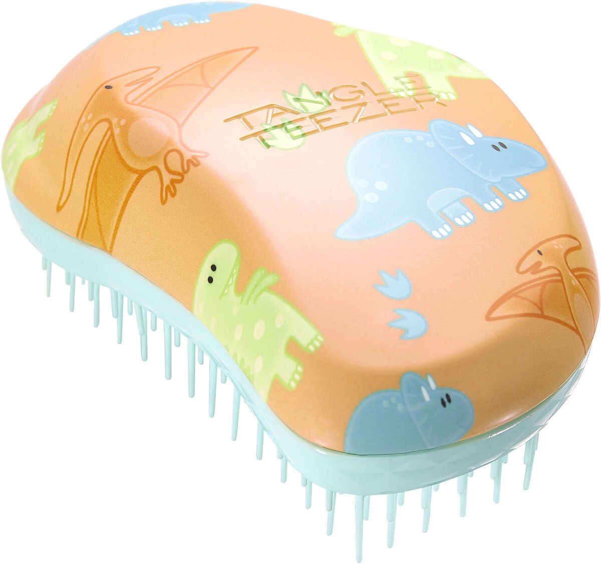 Tangle Teezer The Original Mini Hiusharja Mighty Dino