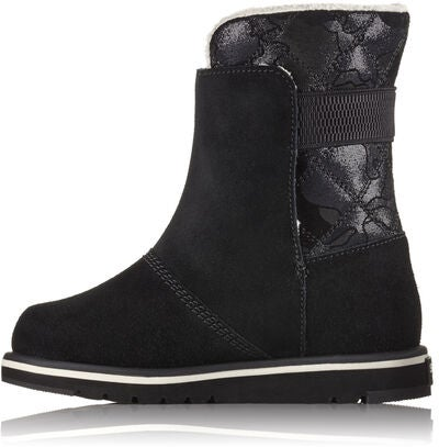 Sorel Youth Rylee Talvisaappaat, Black/Light Bisque
