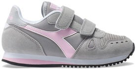 Diadora Simple Run PS Tennarit, Grey Alaska