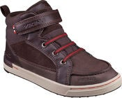 Viking Moss MID Tennarit, Dark Brown/Red