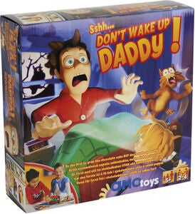 AMO Games Peli Don´t Wake up Daddy