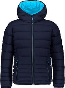 CMP Fix Hood Toppatakki, Black Blue