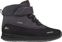 Viking Ted GTX Talvikengät, Black/Charcoal