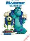 Disney Pixar Monsterit-yliopisto DVD