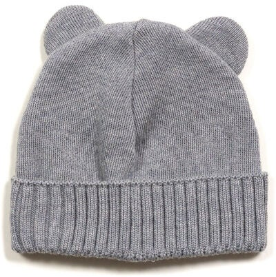 Huttelihut Minibear Pipo, Light Grey