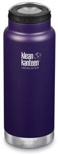 Klean Kanteen TKWide Wide Loop Cap Termospullo 946 ml, Kalamata