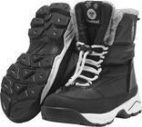 Hummel Snow Boot Low Jr Talvikengät, Black