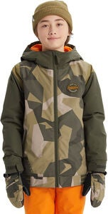 Burton Boys Gameday Toppatakki, Three Crowns Camo