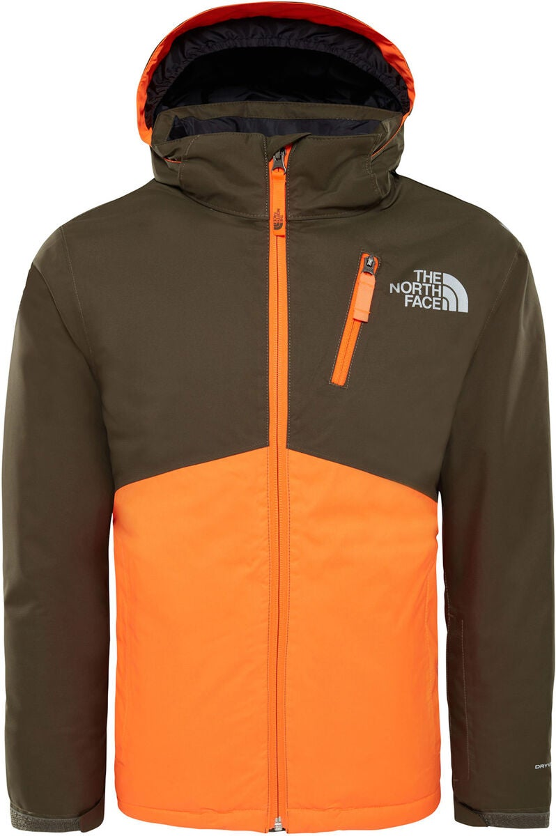 The North Face Snowquest Insulated Talvitakki, New Taupe Green