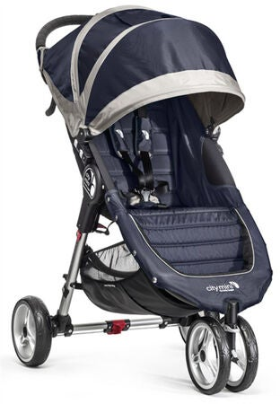 Baby Jogger City Mini Lastenrattaat, Blue/Grey