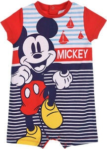 Disney Mikki Hiiri Body, Red