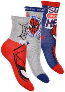 Marvel Spider-Man Sukat 3-pack,