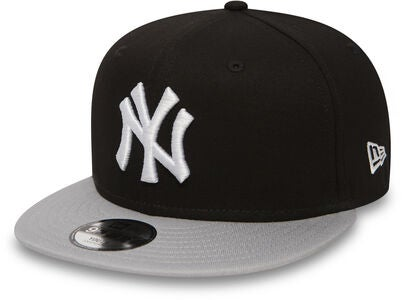 New Era MLB Kids Cotton Block Lippalakki, Black 6-12 vuotta
