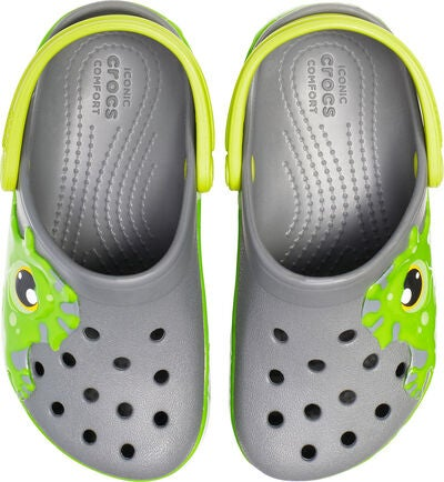 Crocs Fun Lab Sandaalit, Grey
