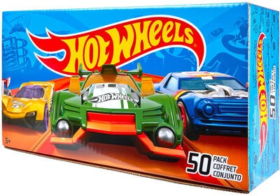 Hot Wheels Autot 50-Pack