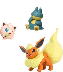 Pokémon Battle Figuurisetti 4