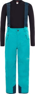The North Face Snowquest Suspender Plus Housut, Kokomo Green