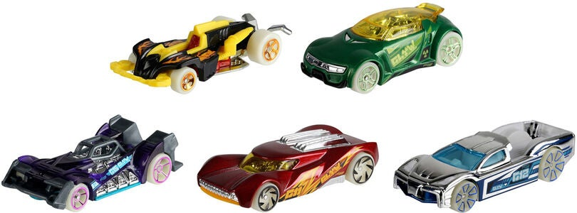 Hot Wheels Autot 5-Pack