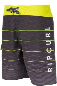 Rip Curl Shock Line Shortsit, Black/Lime