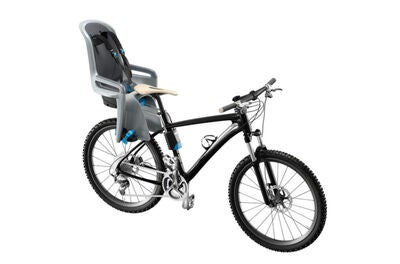 Thule Pyöränistuin RideAlong, Light Grey