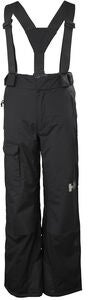 Helly Hansen No Limits Toppahousut, Black