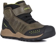 Geox Teram ABX Kengät, Military/Lime