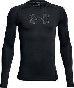 Under Armour LS Treenipaita, Black