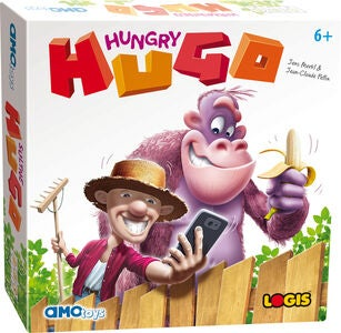 AMO Games Peli Hungry Hugo
