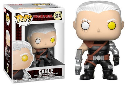 POP! Marvel Deadpool Parody Keräilyhahmo Cable