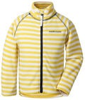 Didriksons Monte Fleecetakki, Yellow Simple Stripe