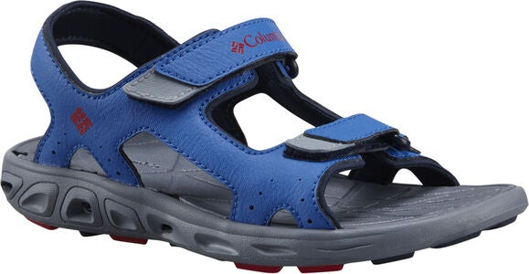 Columbia Children's Techsun Sandaalit, Stormy Blue/Red