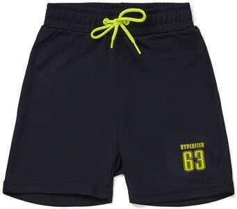 Hyperfied Logo Shorts, Anthracite