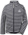 Didriksons Monte Fleecetakki, Navy Simple Stripe