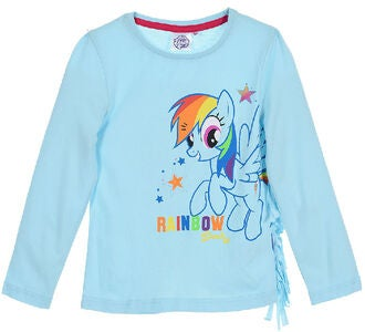 My Little Pony T-paita, Sininen