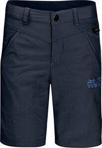 Jack Wolfskin Sun Shortsit, Night Blue