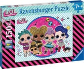 Ravensburger Palapeli L.O.L. Surprise! Ready For The Party 150