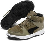 Puma Rebound Lay Up Fur PS Tennarit, Burnt Olive