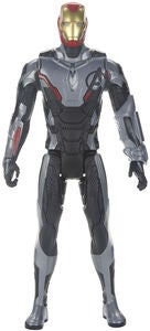 Marvel Avengers Titan Hero Power Figuuri Iron Man FX 2.0 30 cm