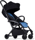 Bumprider Connect Lastenrattaat, Black/Blue