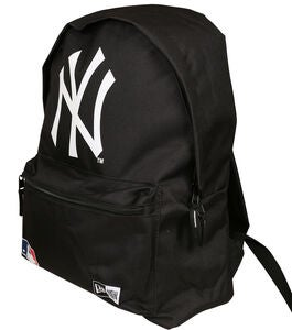 New Era MLB NYY Reppu 16L, Black/White