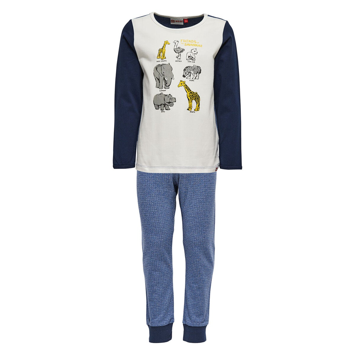 LEGO Wear Nis 706 Pyjama, Dark Navy