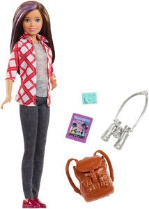 Barbie Travel Nukke Skipper